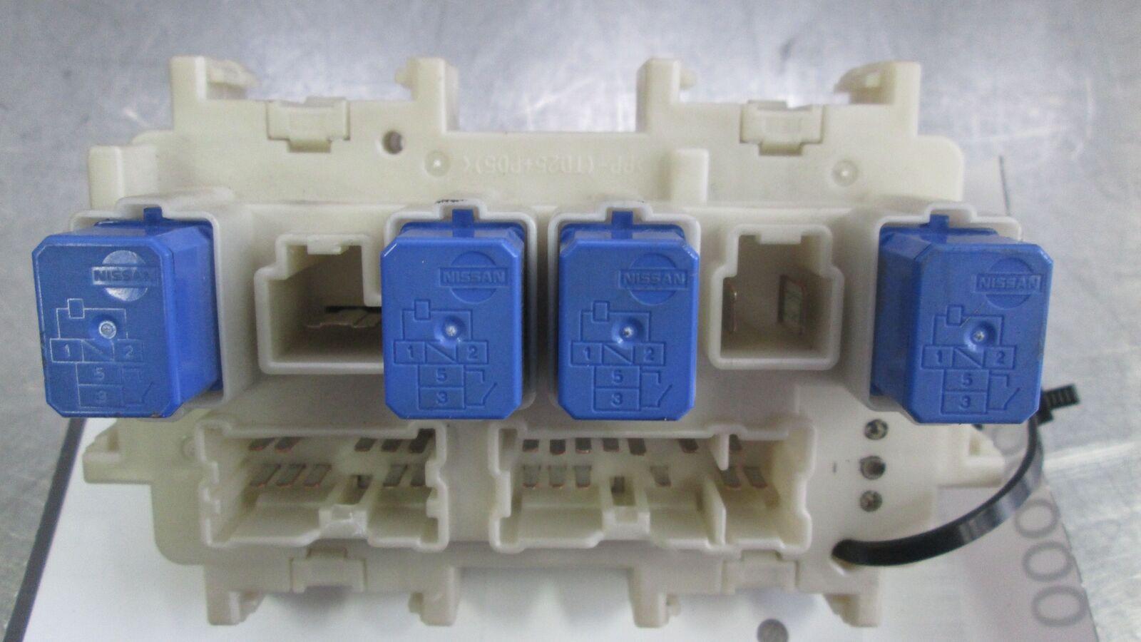Body Cabin Fuse Box Junction Block 243501la0b Infiniti Qx56 2011 Rh  Pacificmotors Location: Fuse Box