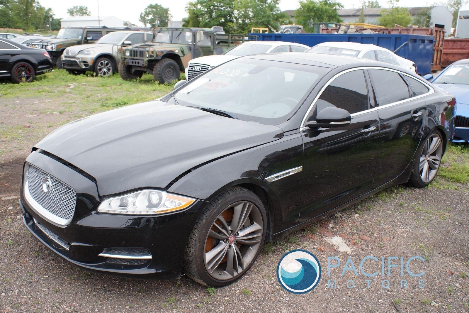 Rear Quarter Trunk Fuse Box Relay Block C2d2465 Aw9314a073bc Jaguar 2011 Xj Xjl