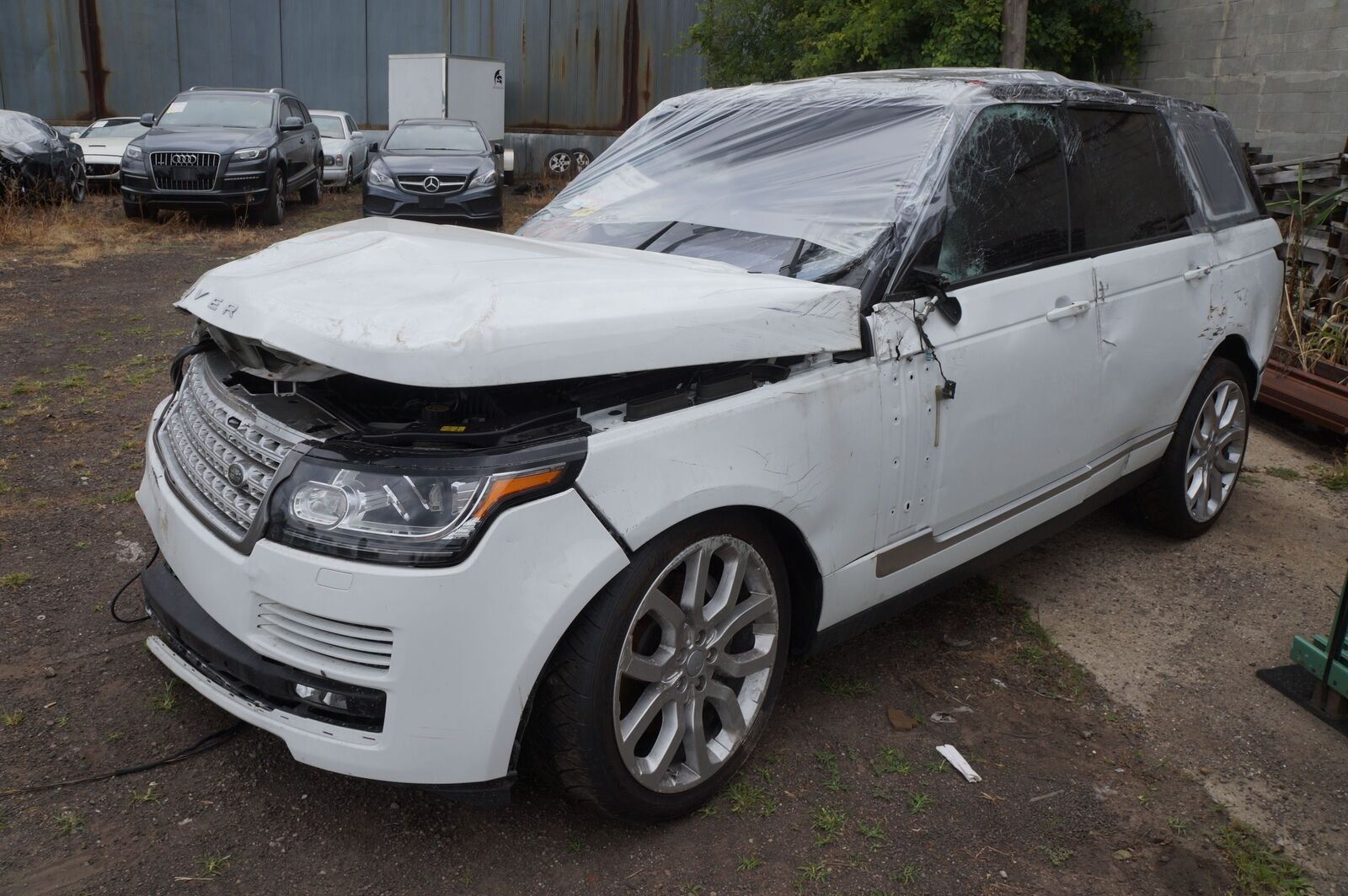 Land Rover Transmission Wiring Wire Data Schema Harness Glpa 7c078 Ed Oem 5 0l Range Rh Pacificmotors Com