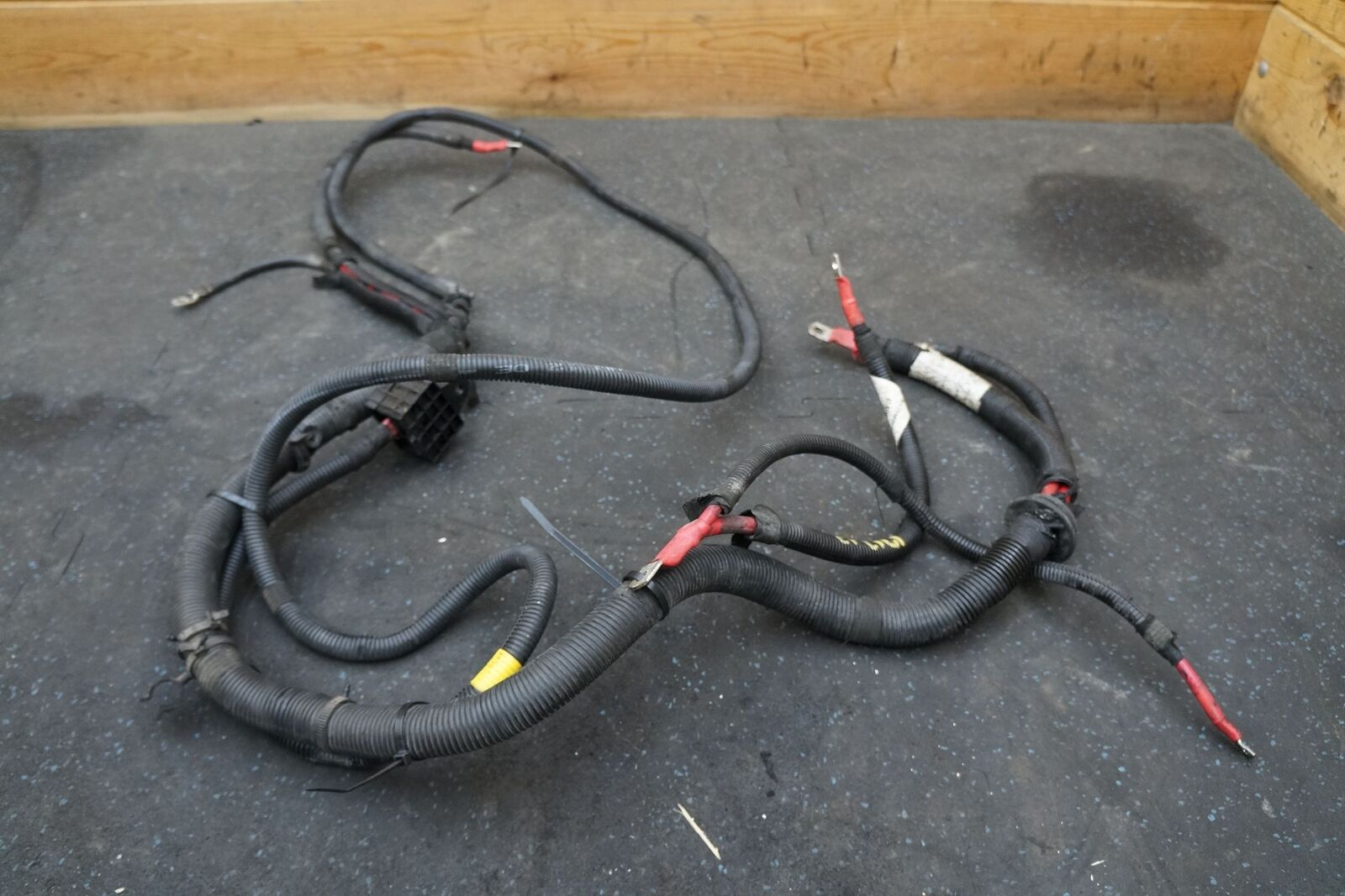 Battery Wiring Harness Starter ...