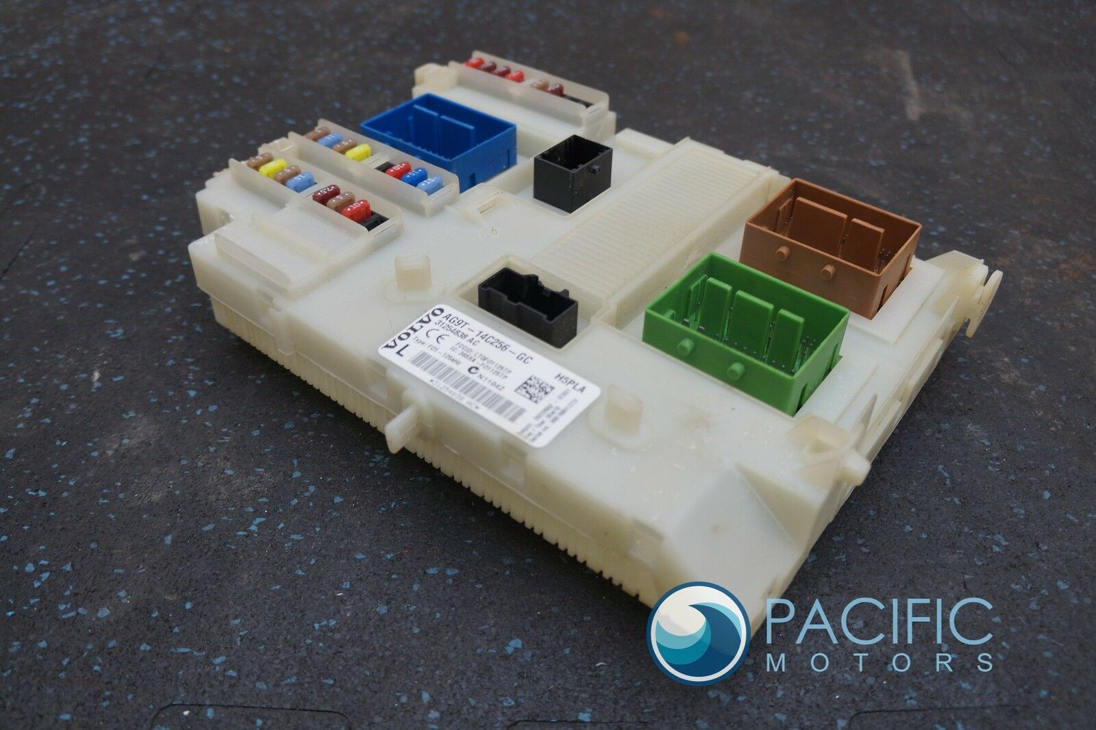 body control module fuse box assembly 31254838 ac oem volvo s80 2008 rh  pacificmotors com