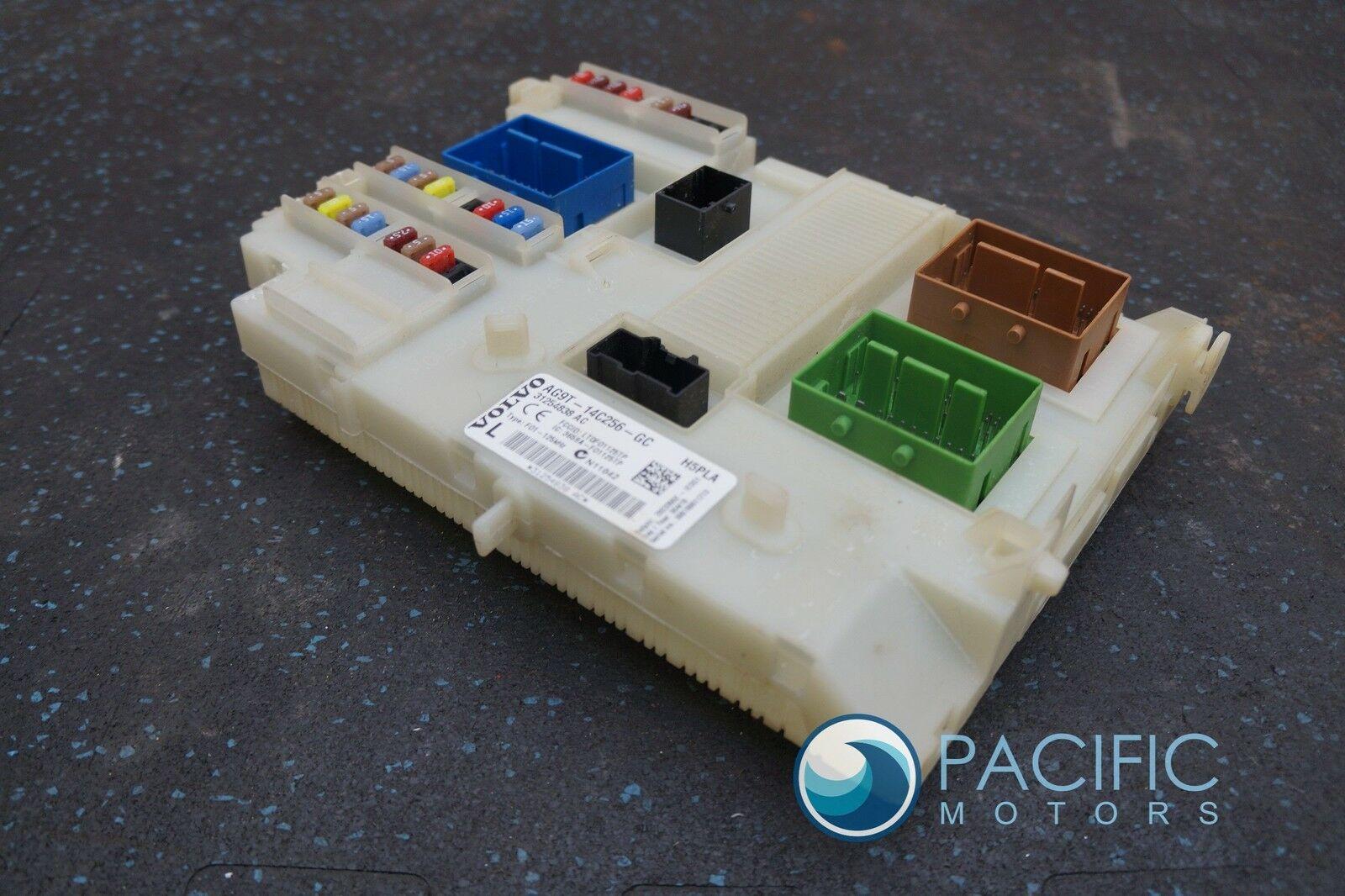 body control module fuse box assembly 31254838 ac oem volvo s80 2008 rh pacificmotors com