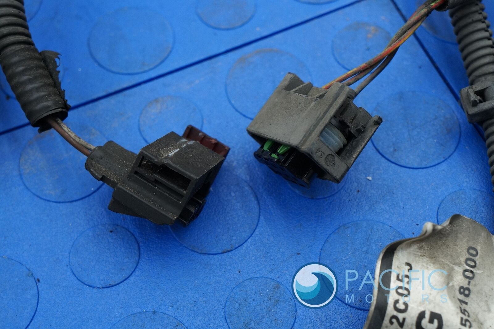 Rear Axle Differential ABS Wiring Wire Harness 6W839L468BC Jaguar XK A Wiring Harness on radio harness, fall protection harness, swing harness, engine harness, nakamichi harness, battery harness, cable harness, obd0 to obd1 conversion harness, dog harness, alpine stereo harness, maxi-seal harness, electrical harness, oxygen sensor extension harness, safety harness, suspension harness, pet harness, pony harness, amp bypass harness,