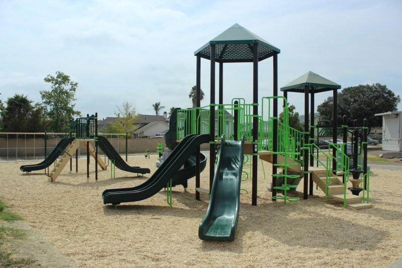 Reynolds Elem School Kinder Playuground