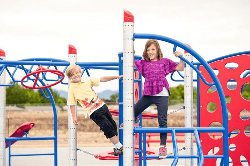 playground motor skills