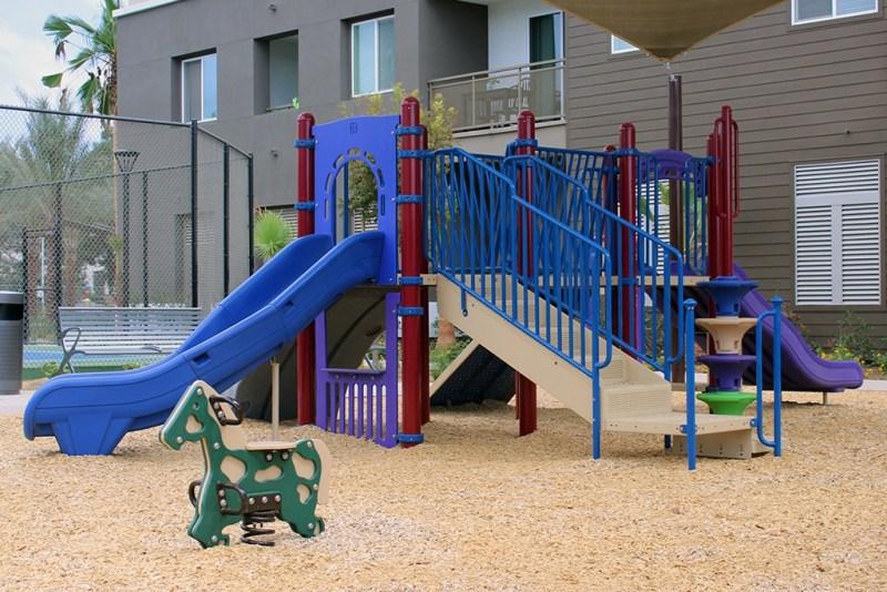 Davia Park age appropriate playground equipment 2