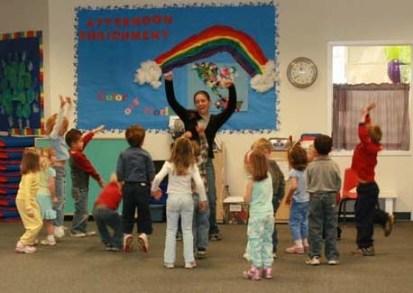 Pacific Preschool & Kindergarten | Our Teachers