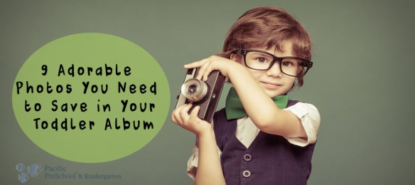Some Adorable Photos You Need to Save in Your Toddler Album