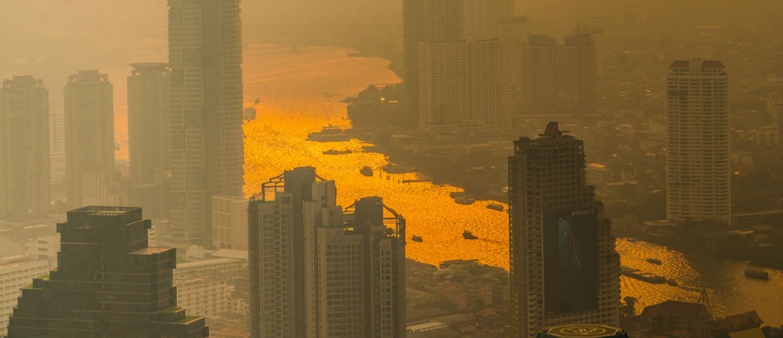 Air pollution in Thailand continues to deteriorate