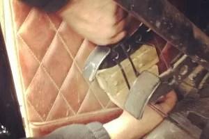 fixing clutch