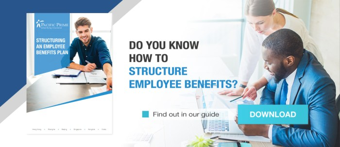 Employee Benefits Banner