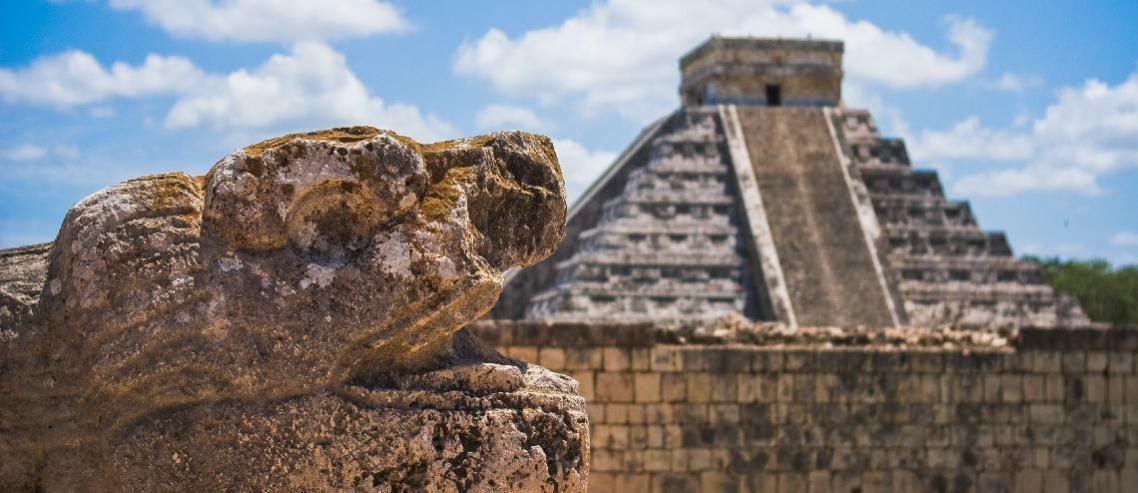 Chichén Itzá, Mérida, Mexico - Unsplash