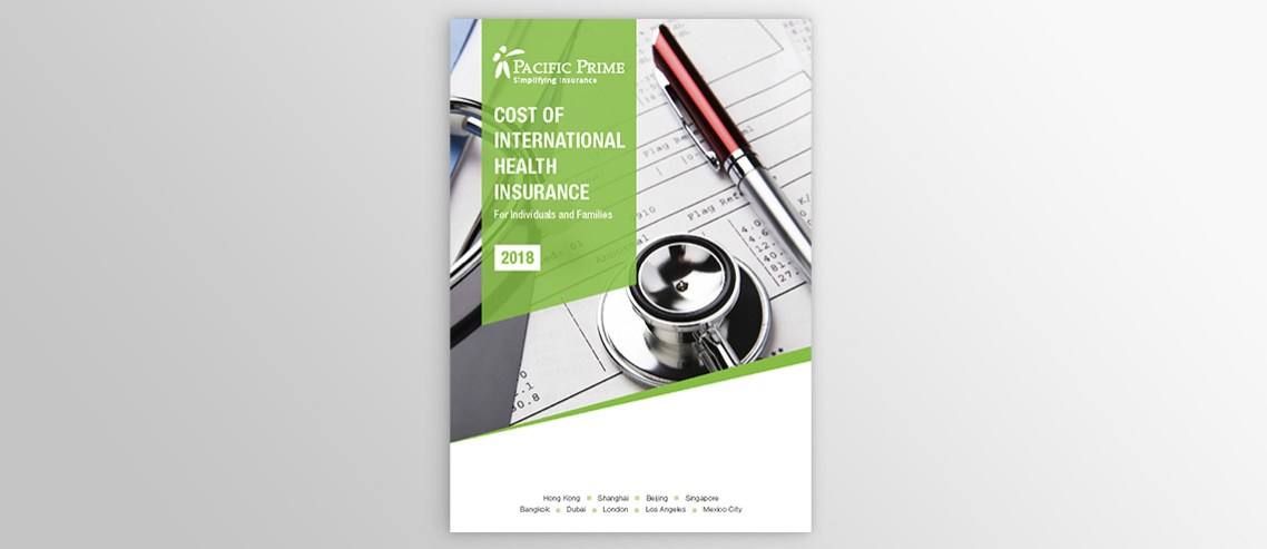 2018 Cost of International Health Insurance Report