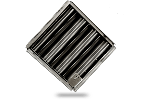 opposed blade dampers pacific register