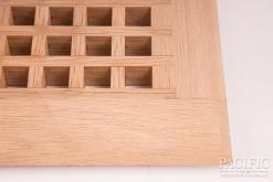 wood register Self Rim CU