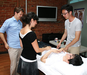 Doctor of Traditional Chinese Medicine program