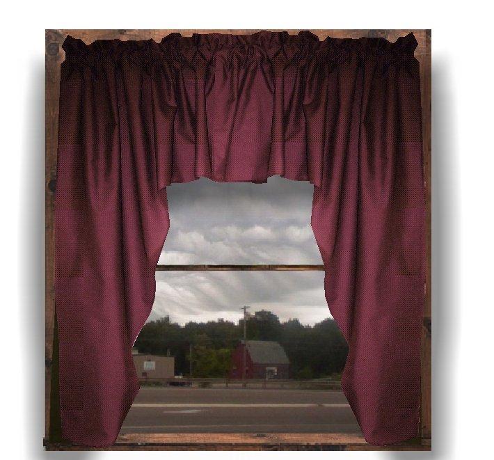Swag Kitchen Curtain Sets