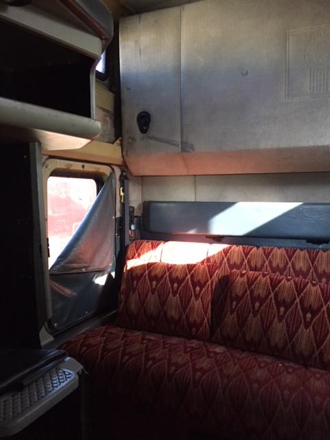 1995 Kenworth W900 Studio Sleeper Eld Exempt Truck