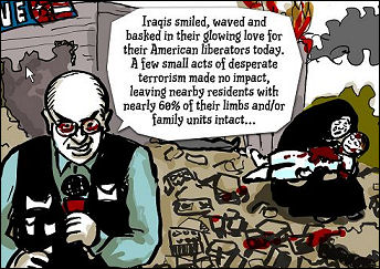 Cheney and the Iraq war