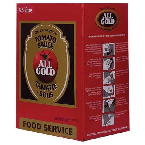 ALL GOLD TOMATO REFILL 4.5KG