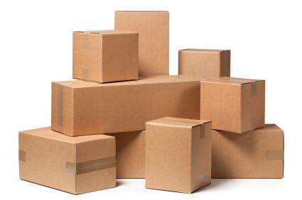 One Thousand Shipping Boxes
