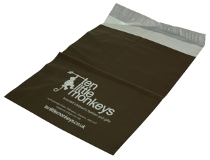 bespoke printed mailing bags or mailers