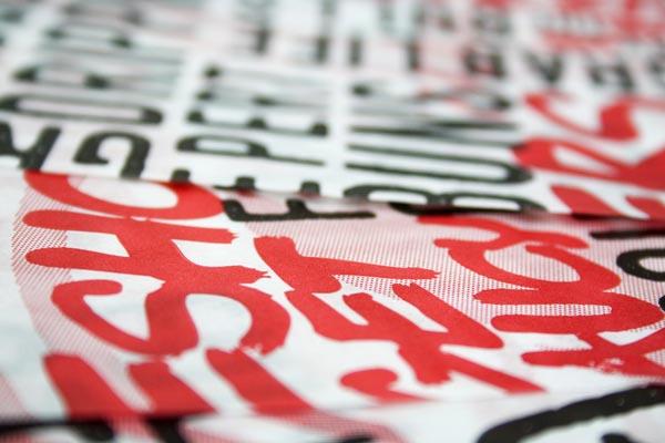 Custom Bespoke Printed Greaseproof Paper