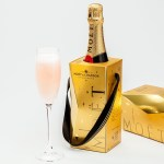 Twinkle Box with Champagne glass
