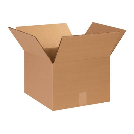 14x14x10 Double Wall Heavy Duty Box 14x14x10 ECT48 Packaging Supply Depot