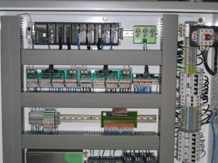 Designers and builders of electrical control systems
