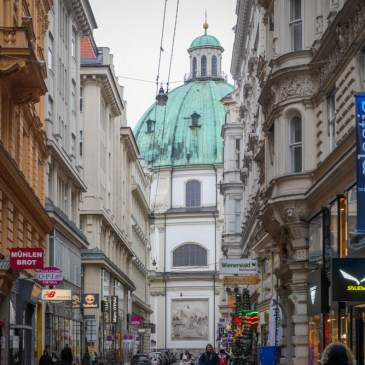 Vienna at Christmas in Pictures
