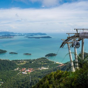 Stock: Langkawi Cable Cars- Nick Stuckey-Beeri