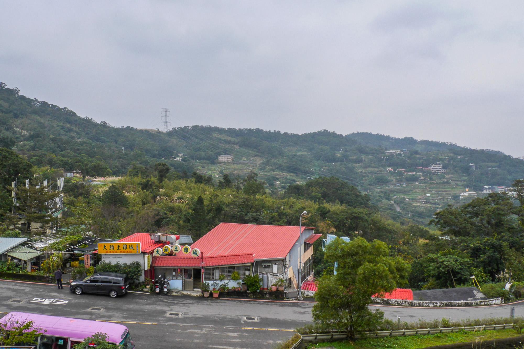 View at the top of Makong Gondola