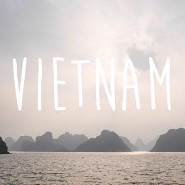 We went to Vietnam {Video}