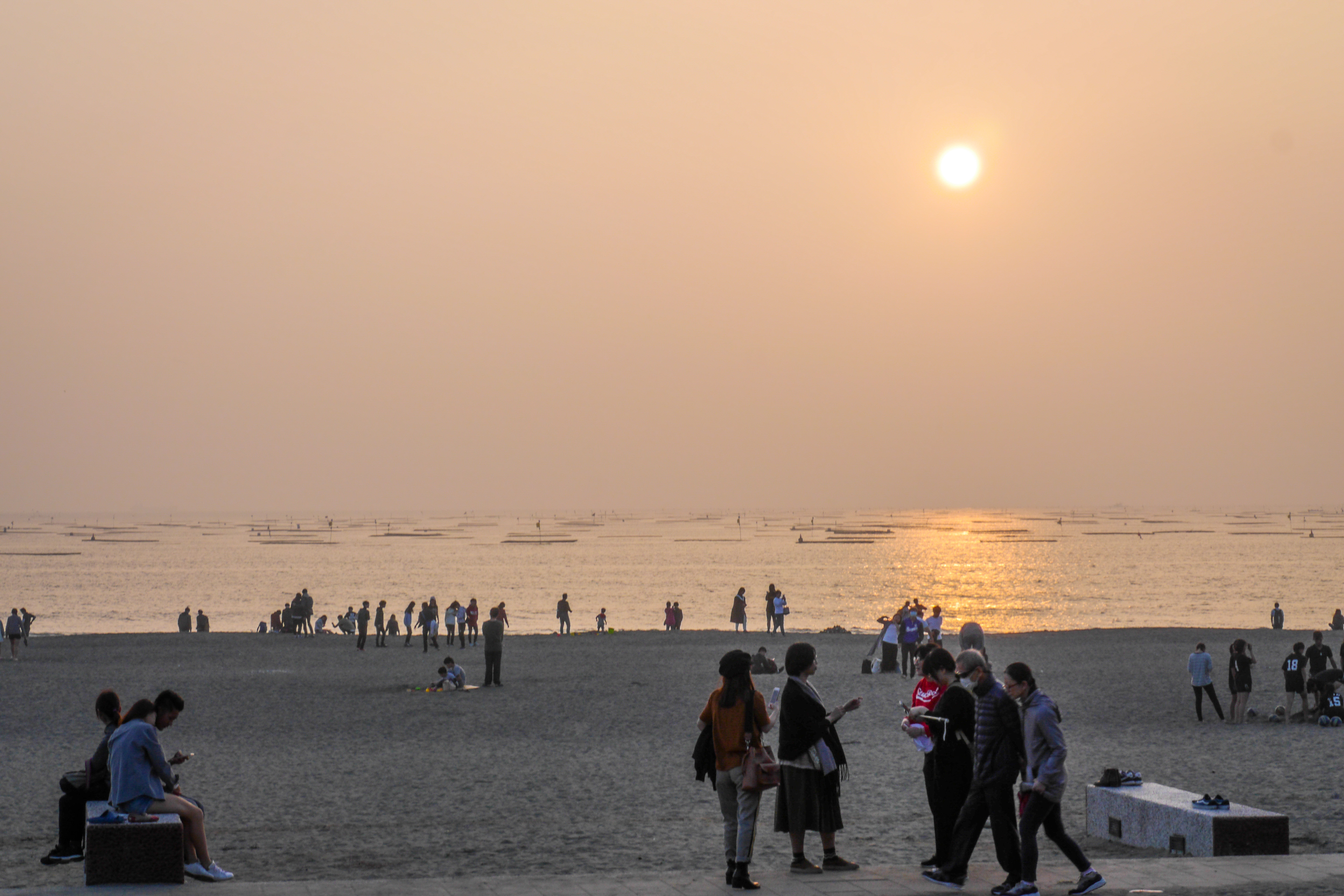 Sunset platform- Tainan