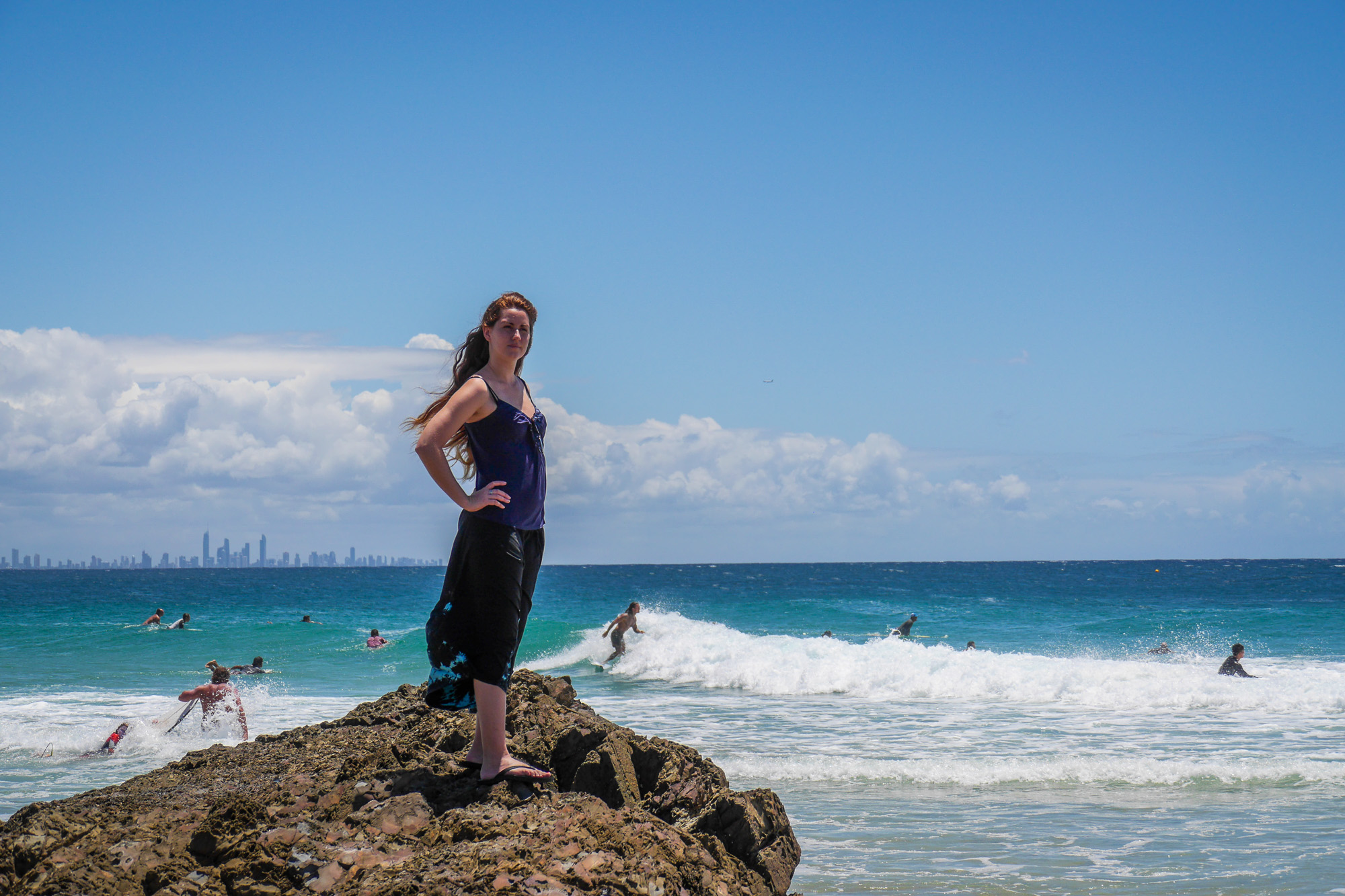 snapper rock, Coolangatta