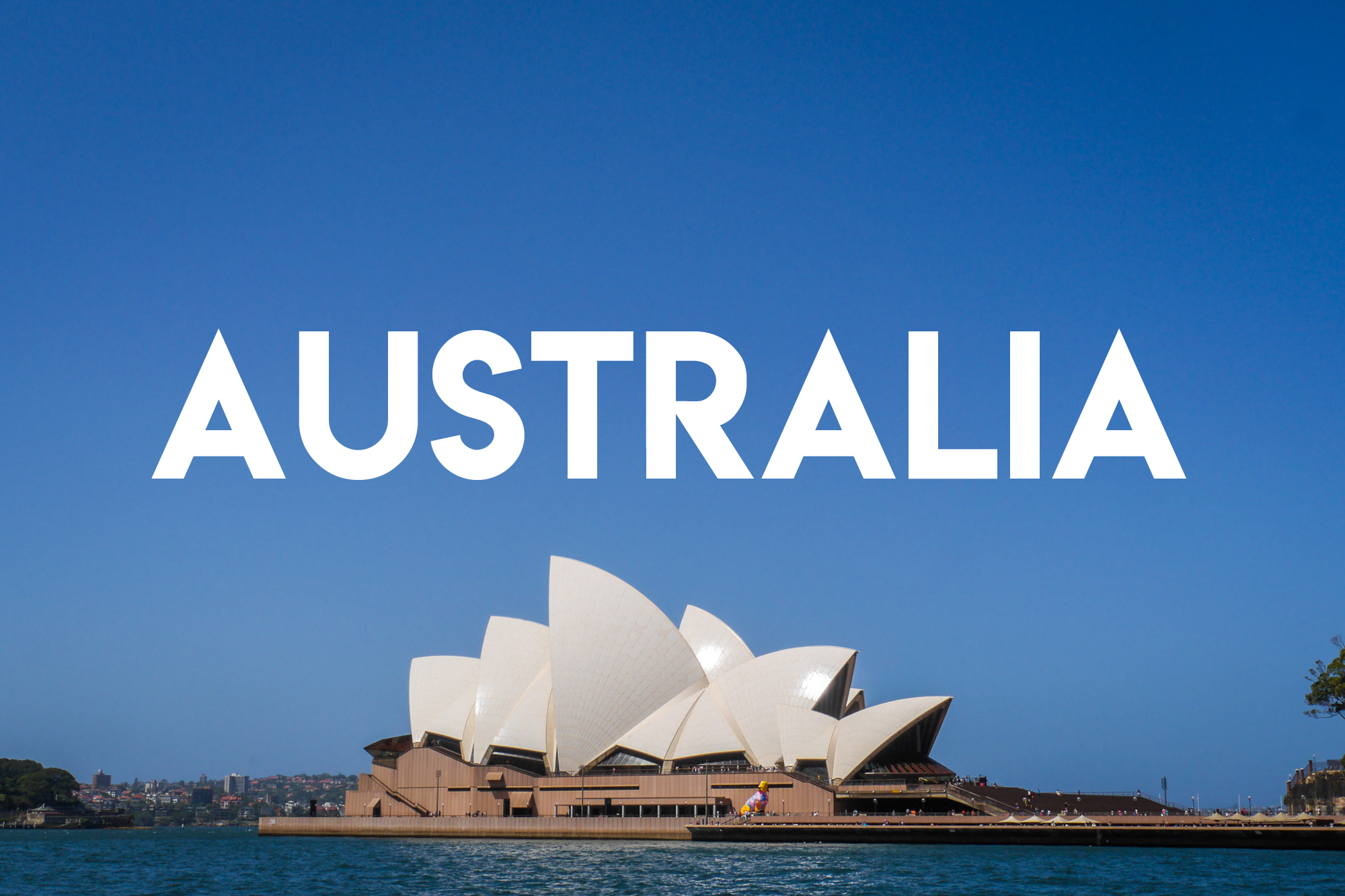 Adventures in Australia [The Video]