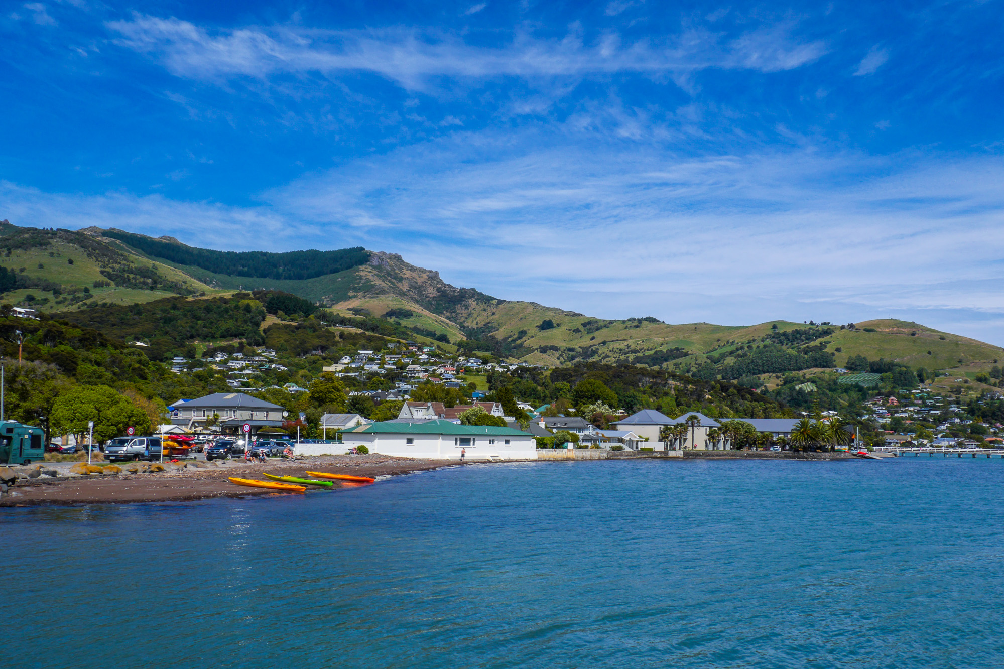 Akaroa Christchurch