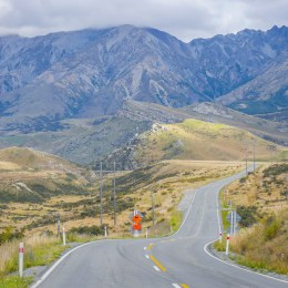 Arthurs Pass New Zealand