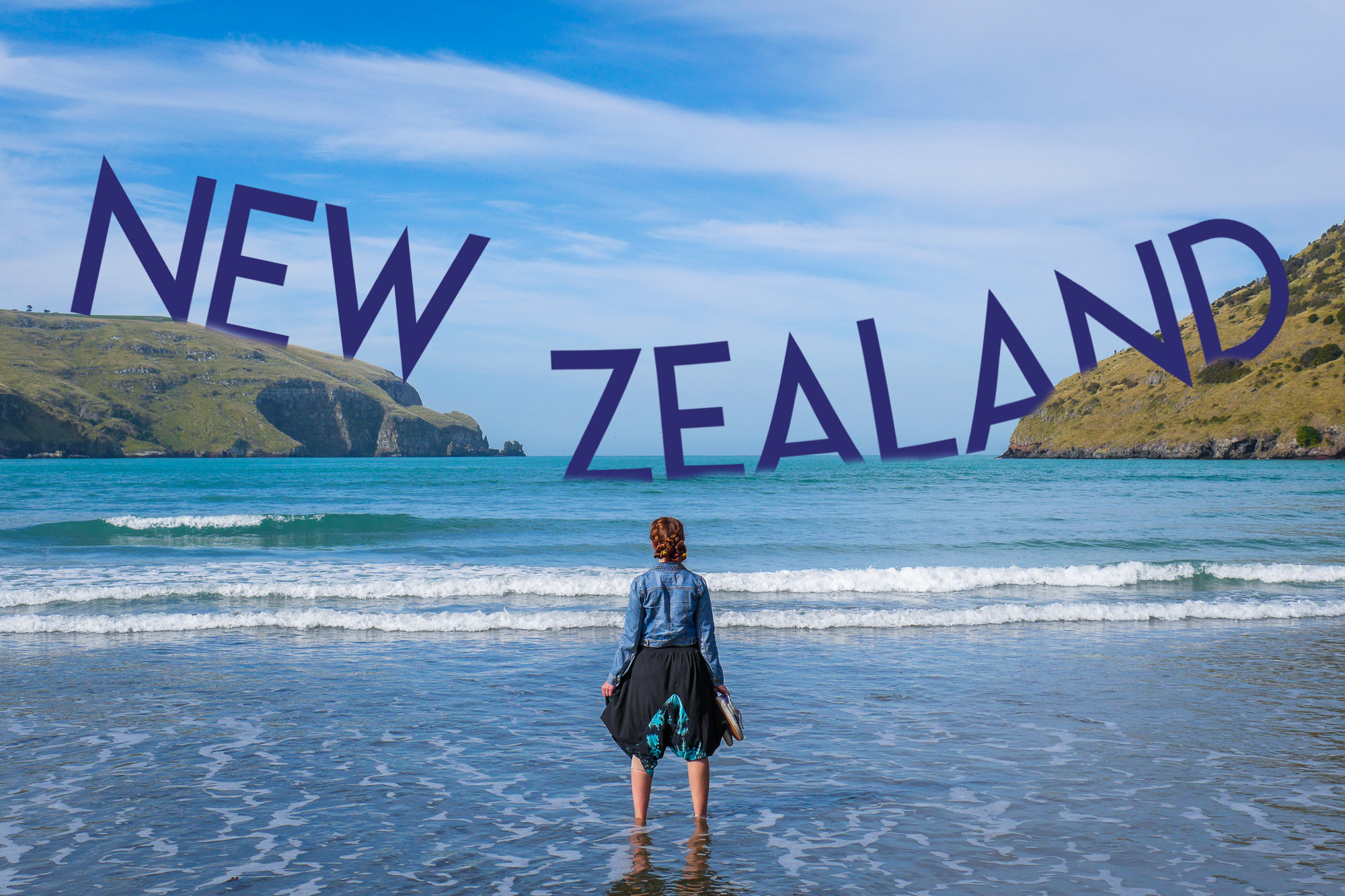 New Zealand Adventure {Video}