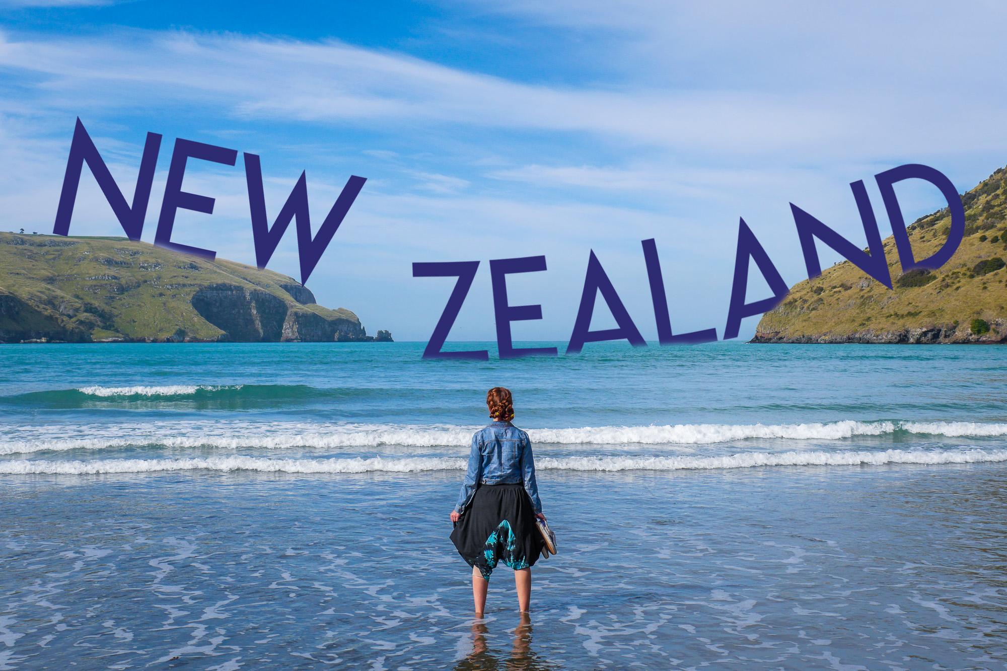 New Zealand Adventure {Video}