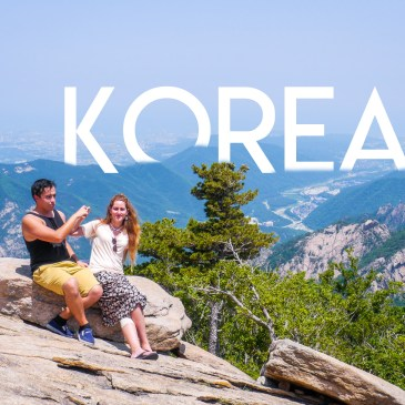 Trip to South Korea: Seoul & Sokcho