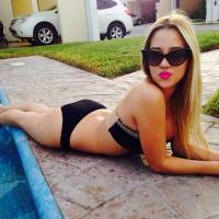 Mini Pack De Aranza Sisniega Linda Jovencita Rubia Enseñando Sus Ricas Tetas + Facebook Activo