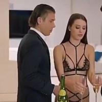 Video De Linda Jovencita Con Ojos Claros Teniendo Sexo Con Dos Hombres (VIP)
