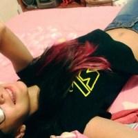 Pack De Karen Martinez Flaquita En Ropa Interior Enseñando Sus Tetas Pequeñas (VIP)