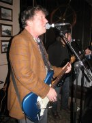 8 February 2011 live at the Anchor & Hope - Photograph by Nicky Armstrong