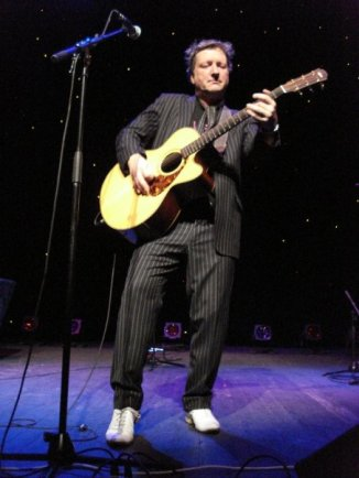 Glenn Tilbrook - 20 December 2009 - live at Blackheath Concert Halls