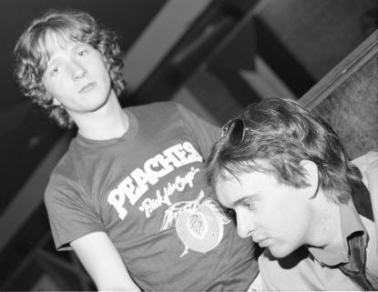 1978 - Chris and Glenn