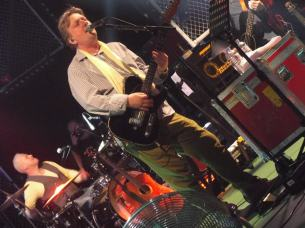 Squeeze - 15 November 2012 - live rehearsal at Elstree Studios