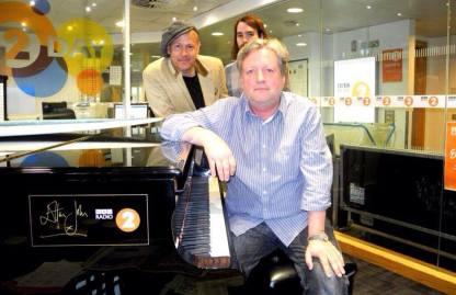 2014-05-02 Glenn BBC Radio 2 Chris Evans Show 1